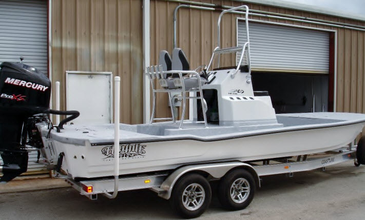 K And J Marine Dealer Of Haynie Boats And Marine Accessories